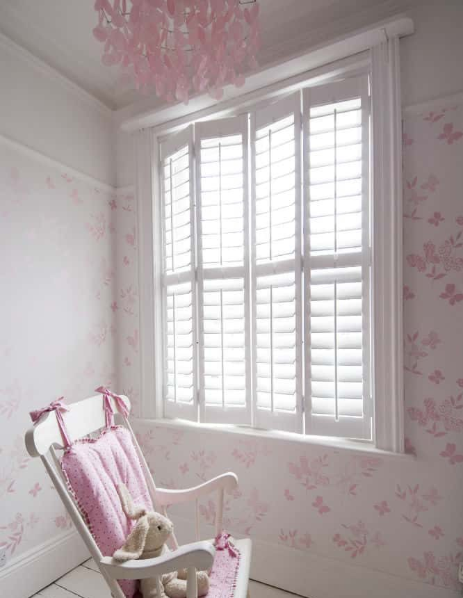 plantation window shutter