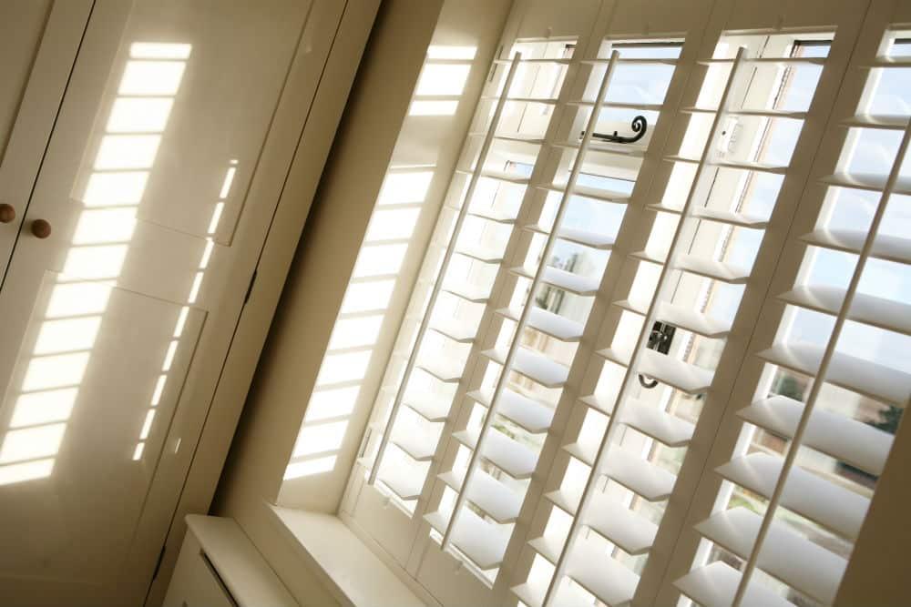 large plantation shutters