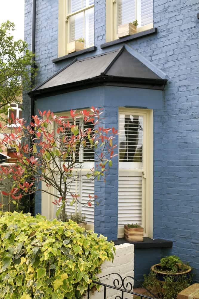 shell wood shutters