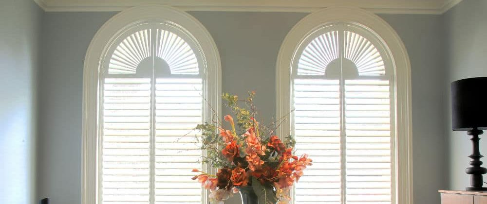 93 blinds for arch windows