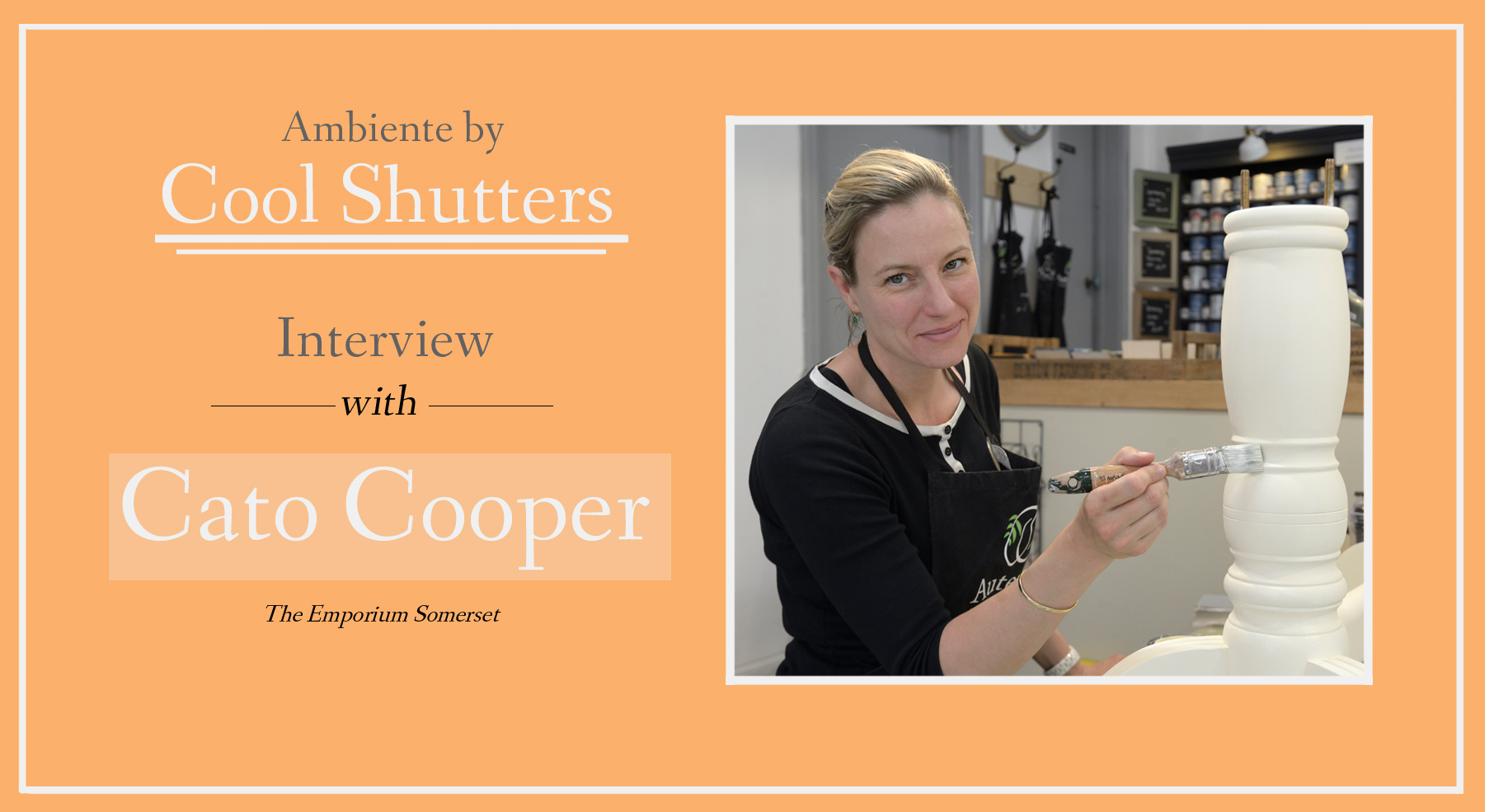 Q&A With Cato Cooper | Interior Design Interview 14
