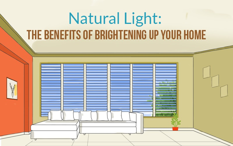 The benefits of natural light